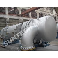 Quality Stainless Steel Clad 304L Fixed Tube Sheet Heat Exchanger  for MDI for sale