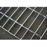 Wholesale Anti Corrosion Galvanized Metal Grating / Car Wash Drain Grates With Frame Customize Size from china suppliers