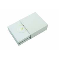 Wholesale PMS Pen 200gsm CMYK color Christmas Gift Boxes With Ribbon from china suppliers