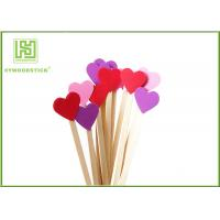 China Food Grade Wooden Tea Stirrers , Disposable Coffee Stirrers 140 / 178 / 190MM wholesale