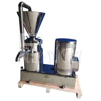 Buy cheap Factory supply peanut sesame butter fruit making machine colloid mill nut peanut from wholesalers