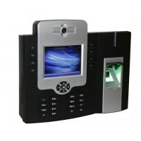 Wholesale finger print time attendance and access control terminal with camera BIO-Iclock800 from china suppliers