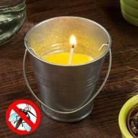Well packaged citronella air freshener bucket wholesale citronella candle