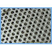 Wholesale Stainless Steel Perforated Metal Sheet for Ceiling Decoration Filtration Sieve from china suppliers
