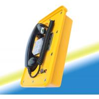 Wholesale IP66 Weather Resistant Telephone With Handset Lightening Protection from china suppliers