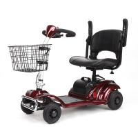Wholesale Elders 4 Wheel Electric Scooter / Electric Motorized Wheelchair For Disabled from china suppliers