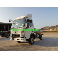 Wholesale 4x2 Euro 3 LHD 1880 Cabin 5T Light Cargo Truck For Vegetables from china suppliers