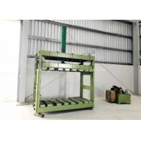 Wholesale Zinc Coated Reno Gabion Mesh Press Machine / Gabion Mattress With Automatic Oil System from china suppliers
