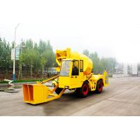 Wholesale 2cbm Self Loading Cement Mixing Mini Mobile Concrete Mixer Truck from china suppliers
