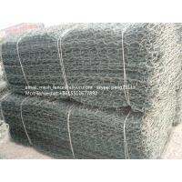 Wholesale Iraq market retaining wall gabion mesh box from china suppliers
