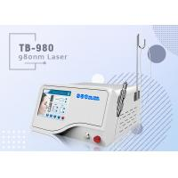 China 980nm Laser Vascular Removal Machine for Dermatologist Clinic / Beauty Salon wholesale