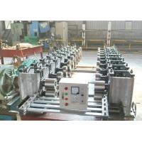 Wholesale full-automatic cable tray roll forming machine consists of decoiler, guiding equipment from china suppliers