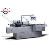 China Industrial Automatic Cartoning Machine , Tablet Wrapping Machine 220v 50Hz on sale