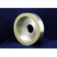 Wholesale End Face Vitrified Bond Grinding Wheel For Camshaft Crankshaft High Precision from china suppliers