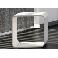Wholesale Modern Design  Bathroom Shower Seat Anti Yellowing  High Polishing from china suppliers