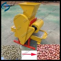 Wholesale new design peanut hulling machine/peanut huller machine from china suppliers