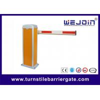 Wholesale Digital Vehicle Barrier Gates Remote Control Straight Folding  Fencing Boom Type from china suppliers