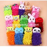 Buy cheap Hot selling cartoon cheap microfiber bathroom hand towels from wholesalers
