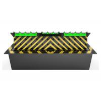 Wholesale Safety  Hydraulic Road Barriers Blocker PLC Programming Control 500mm Lifting Height from china suppliers