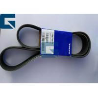 Durable Engine V Belt Volvo Excavator Spare Parts For EC290