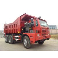 Wholesale 70 Tons Mining King 6x4 Tipper Truck 10 Wheeler With Front Lifting System from china suppliers
