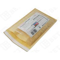 Poly Kraft Paper Shipping Envelopes With Bubble Wrap PSP 220*330mm