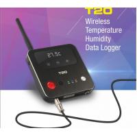 China mini T20 wireless temperature and humidity meter on sale