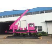 Wholesale 80-120T Hydraulic Pile Driving Machine For Precast Concrete Pile Foundation from china suppliers