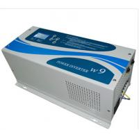 Wholesale 48v dc 220v ac 6000 watt pure sine wave solar inverter from china suppliers