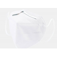 Wholesale Non Woven Protective Face KN95 Respirator Earloop Mask With Valve from china suppliers