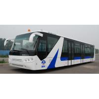 Wholesale Airport shuttle bus with 110 passengers 14 seats Cummins engine from china suppliers