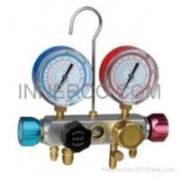 Wholesale Aluminum Manifold Gauge For R12. R22. R134a. 410a (ic-r736g) from china suppliers