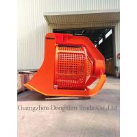 Wholesale Heavy Duty Machinery Rotary Screen Bucket for  E330 Excavator from china suppliers