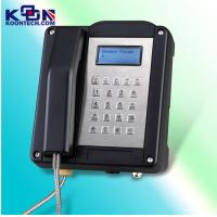 Wholesale Black Auto Answer Explosion Proof Telephone Waterproof Stainless Steel from china suppliers