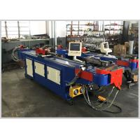Exhaust Pipe CNC Pipe Bending Machine Full Automatic Low Power Construction