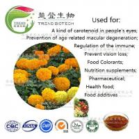 Wholesale 100%natural marigold extract luteolin1%, 2%,5%,10%,20%,40%,50%,90%,98% HPLC from china suppliers