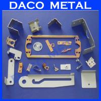 Wholesale chinese OEM factory various metal iron copper aluminum stainess steel stamping for auto part from china suppliers