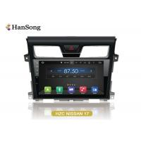 Wholesale Professional Nissan Car DVD with Cortex A9 4 Cores CPU 1024*600IPS screen and Mirro link from china suppliers