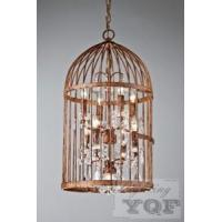 Wholesale Bird Cage Crystal Chandelier (YQF1308D40LR) from china suppliers