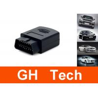 Wholesale 900MHz / 1800MHz obd2 gps tracking device for car produced after year 2000 from china suppliers