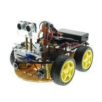 Buy cheap 4in1 Intelligent Bluetooth Tracking/Obstacle Avoidance Smart Car Robot from wholesalers