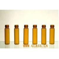 Wholesale Custom Logo, Clear / Amber, Medical, Pharmaceutical Screw Glass Bottles AM-MGB from china suppliers