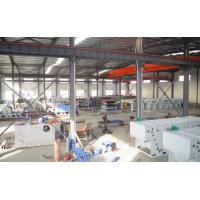 Quality new and second hand non woven flet hopper feeder machine mateiral mix machine for sale