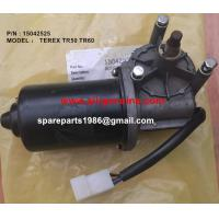 Wholesale 15042525 MOTOR  TEREX NHL SANY TR35A 3303 3305 3307 TR50 TR60 TR100 NTE240 NTE260 MT3600 MT3700 MT4400AC from china suppliers