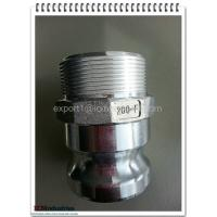 Wholesale hot sale high quality low price 316 stainless steel camlock fitting type F from china suppliers