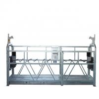 Wholesale 8.3mm Wire Rope 1.5KW Electric Suspended Platform from china suppliers