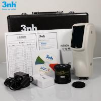 Wholesale Paper Printing Industry Handheld Color Spectrophotometer with 8mm Measuring Aperture from china suppliers
