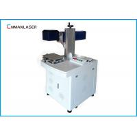 Wholesale Wood Bamboo Leather 20w CO2 Laser Marking Machine With Laser Beam Galvo Scanner from china suppliers