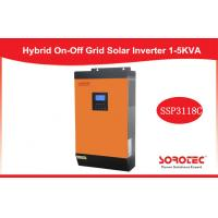 China 5kva high frequency solar power inverters for office building