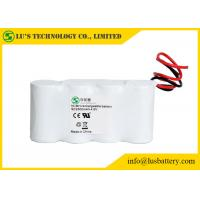 Wholesale Nickel Metal 1.2 V Rechargeable Battery 2500mah Nimh 4.8v For High Energy Density from china suppliers